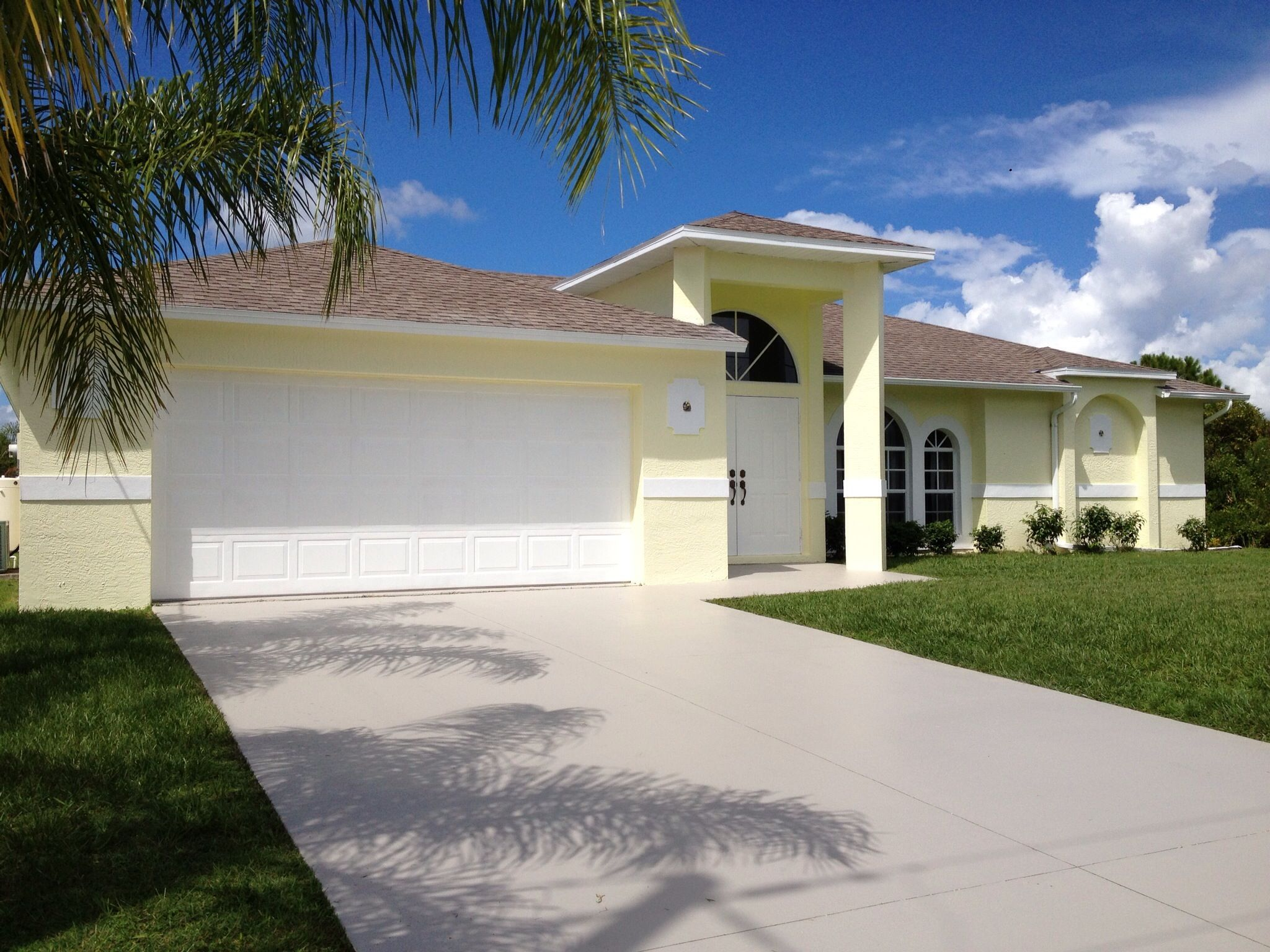 Exterior Painting Cost - Burnett 1-800-PAINTING