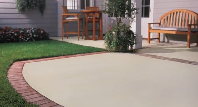 Is it possible to paint exterior concrete surface Exterior concrete floor coatings