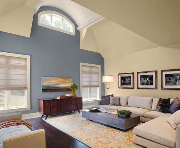 Indoor paint colors
