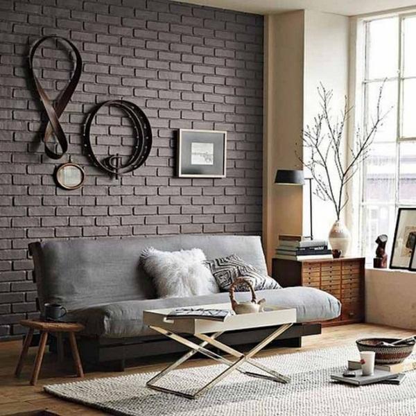 How to Properly Paint Interior Brick Walls - Burnett 1-800-PAINTING