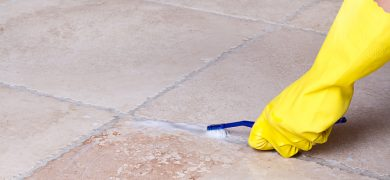 How Do You Remove Paint from Grout?